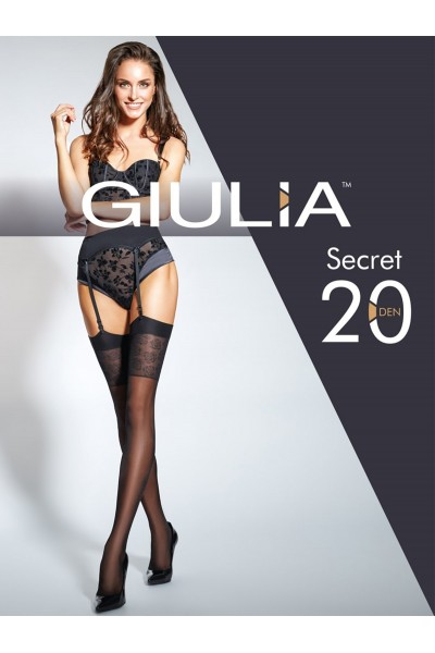 Чулки для пояса Giulia Secret 11
