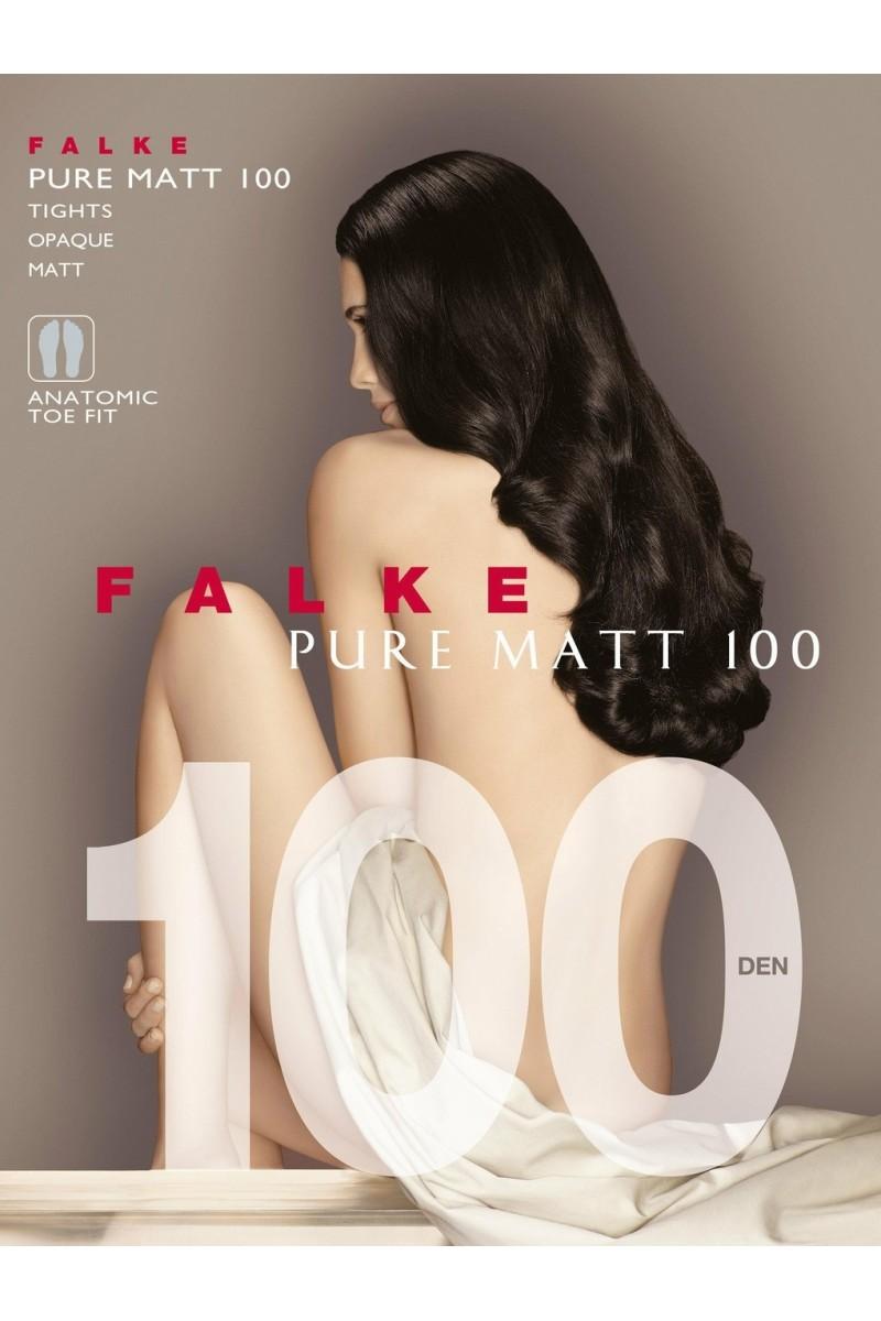 Колготки классические Falke Pure Matt 100