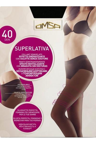 Колготки классические Omsa SuperLativa 40