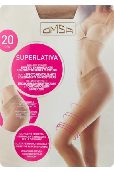 Колготки классические Omsa SuperLativa 20