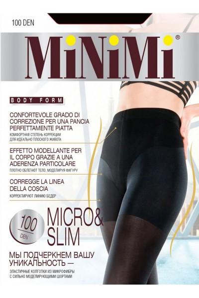 Колготки утягивающие Minimi Micro&Slim 100