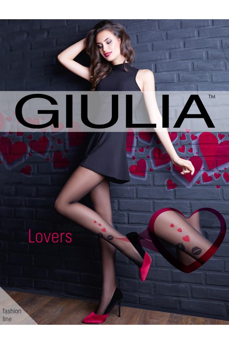 Колготки фантазийные Giulia Lovers 11