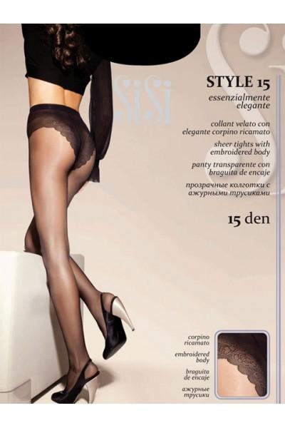 Колготки классические SiSi Style 15