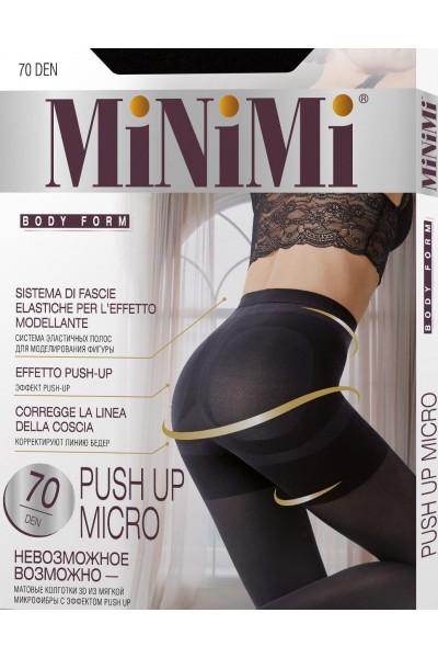 Колготки утягивающие Minimi Push Up Micro 70
