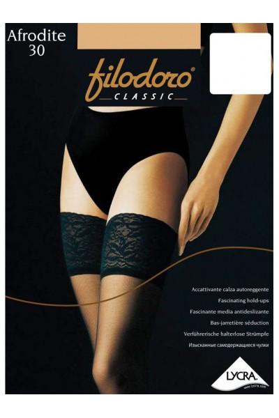 Чулки классические Filodoro Afrodite 30