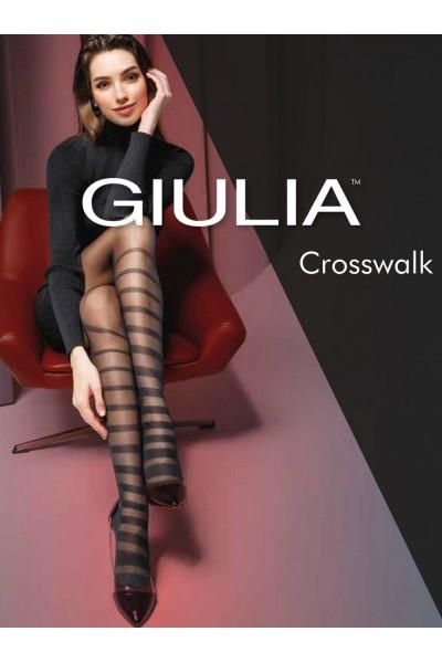 Колготки фантазийные Giulia Crosswalk 03