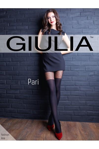 Колготки фантазийные Giulia Pari 30