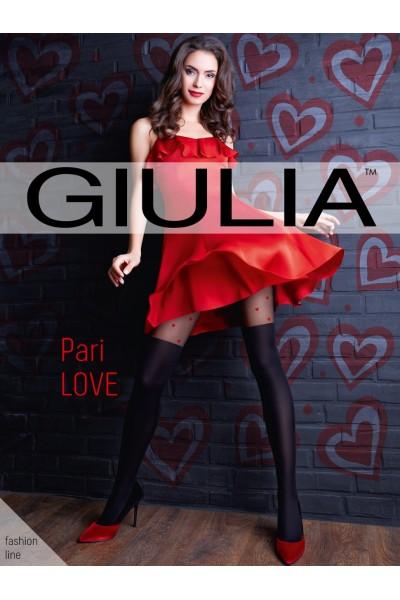 Колготки фантазийные Giulia Pari Love