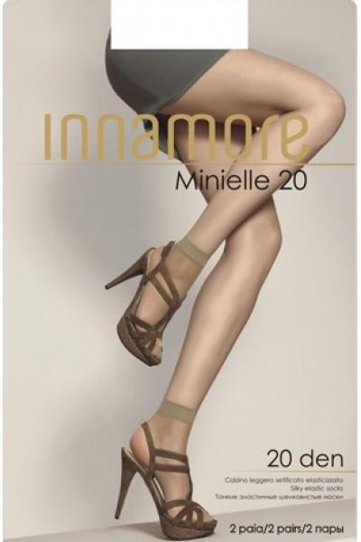 Носки женские Innamore Minielle 20 (2п)