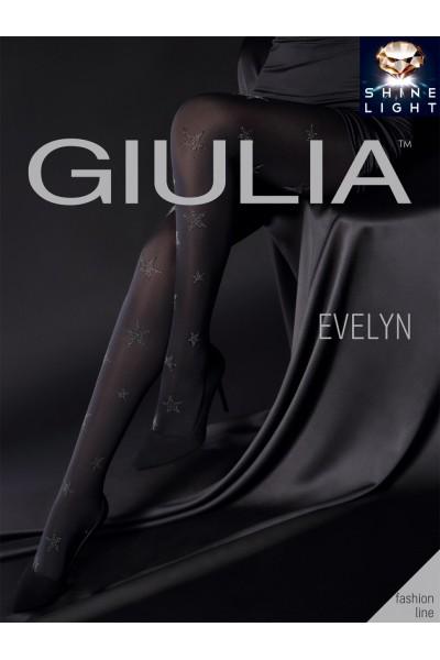 Колготки фантазийные Giulia Evelyn 01