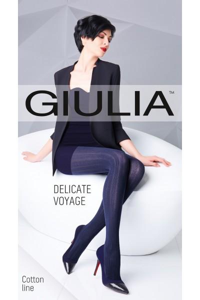 Колготки фантазийные Giulia Delicate Voyage 06