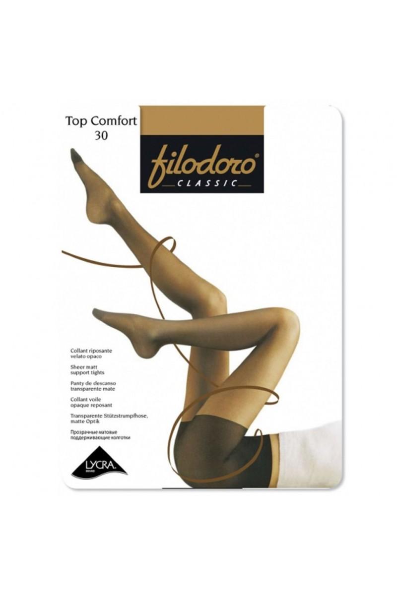 Колготки классические Filodoro Top Comfort 30