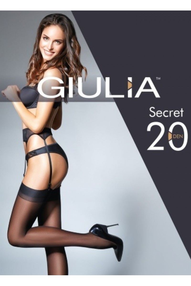 Чулки для пояса Giulia Secret 09