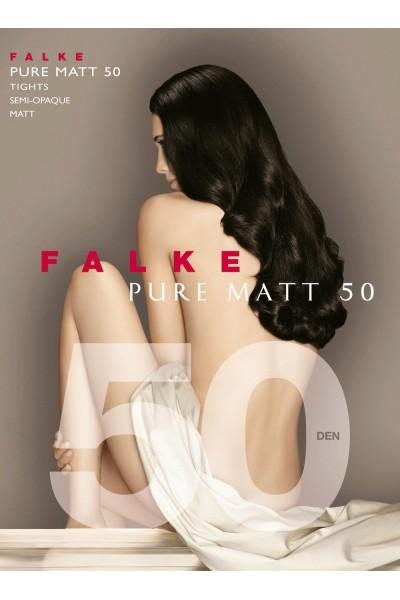 Колготки классические Falke Pure Matt 50