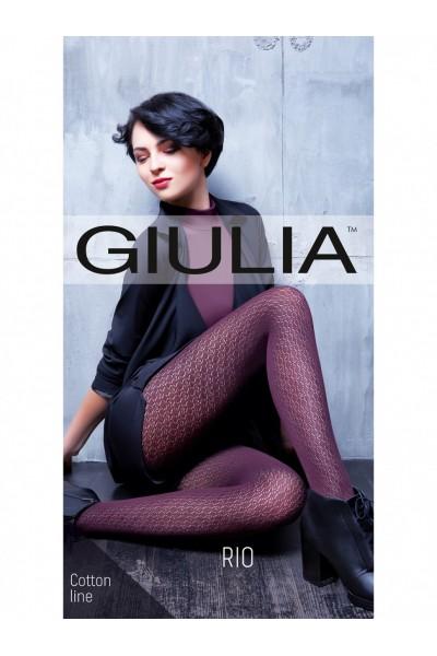 Колготки фантазийные Giulia Rio 09