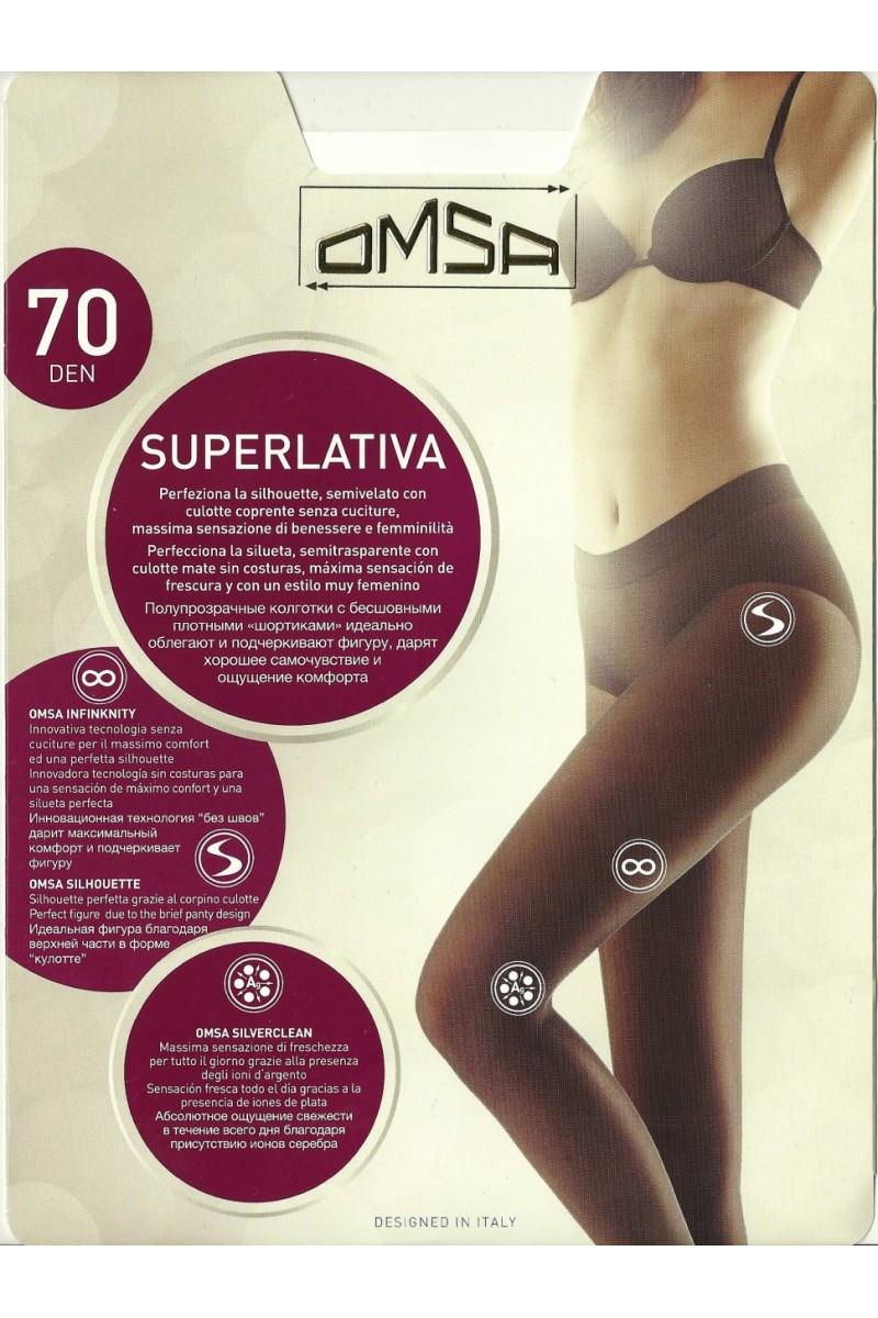 Колготки классические Omsa SuperLativa 70