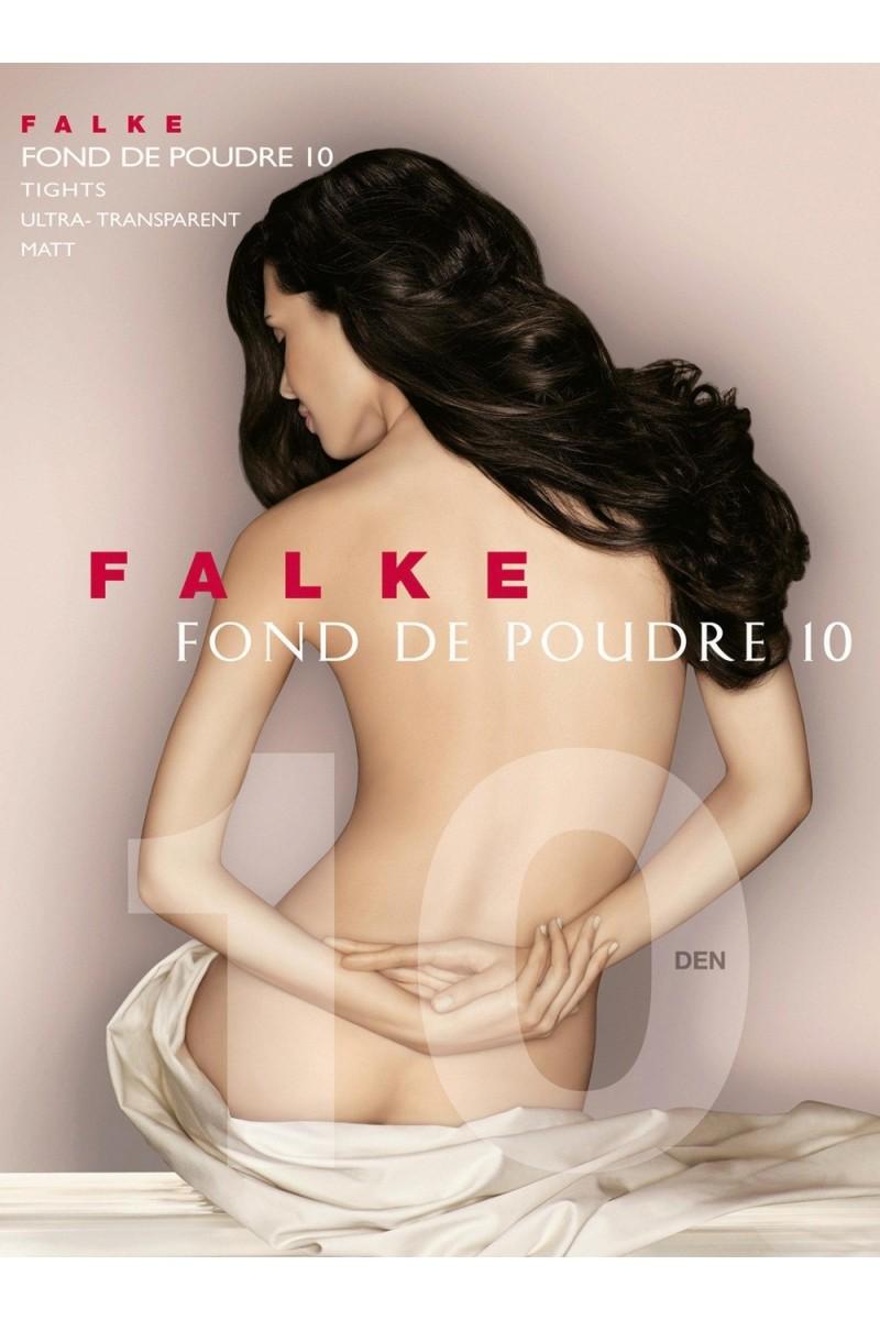Колготки классические Falke Fond De Poudre 10