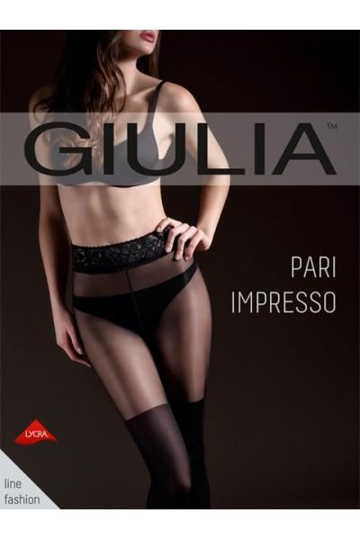Колготки фантазийные Giulia Pari Impresso