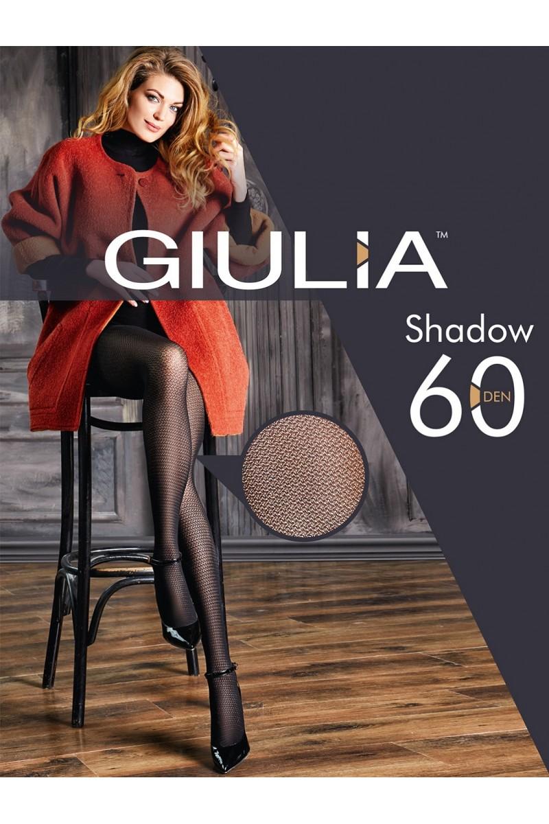 Колготки фантазийные Giulia Shadow 10