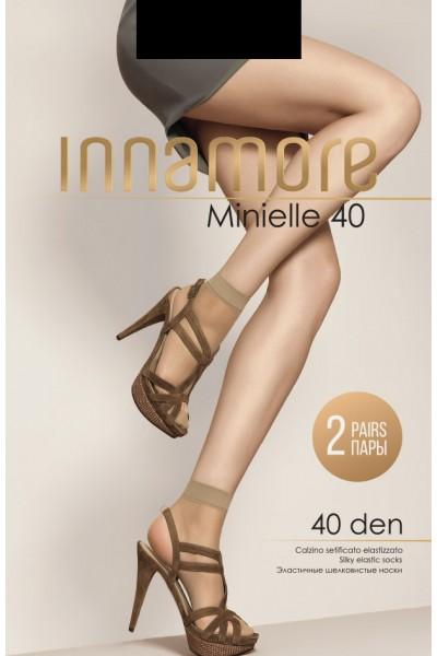 Носки женские Innamore Minielle 40 (2п)