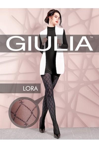 Колготки фантазийные Giulia Lora 02