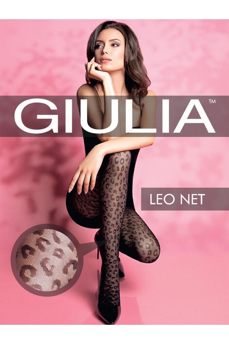 Колготки фантазийные Giulia Leo Net 01