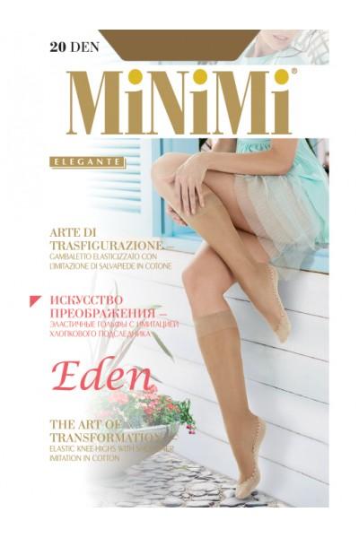 Гольфы женские Minimi Eden 20