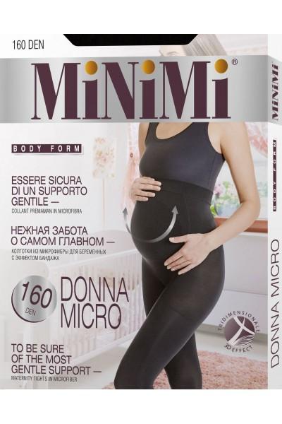 Колготки для беременных Minimi Donna Micro 160