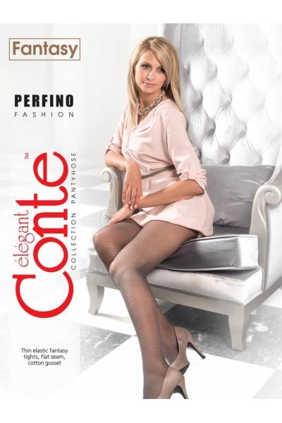 Колготки фантазийные Conte Perfino 20