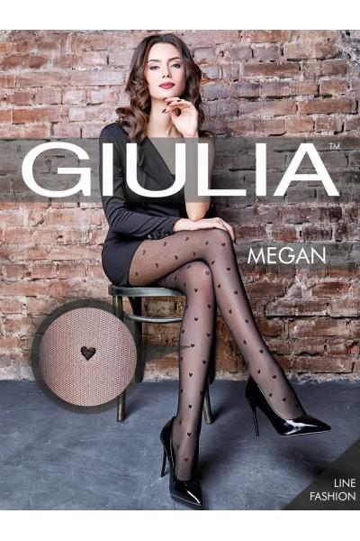 Колготки фантазийные Giulia Megan 01