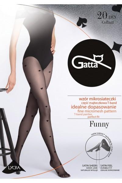 Колготки фантазийные Gatta Funny 09