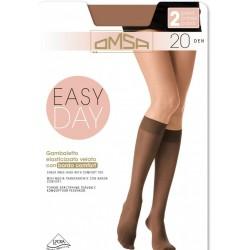 Гольфы женские Omsa Easy Day 20 (2п)