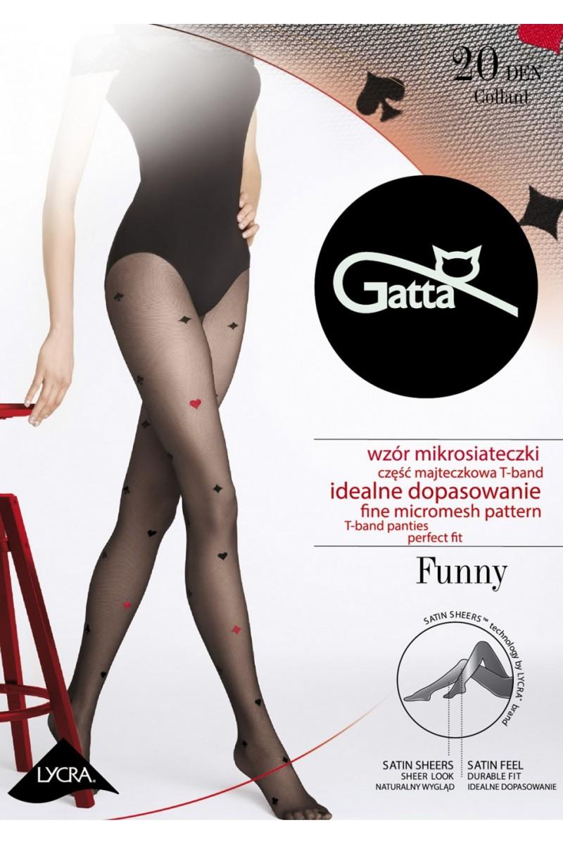 Колготки фантазийные Gatta Funny 09A