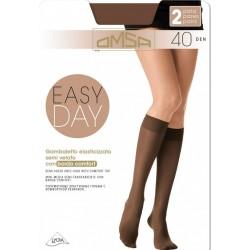 Гольфы женские Omsa Easy Day 40 (2п)