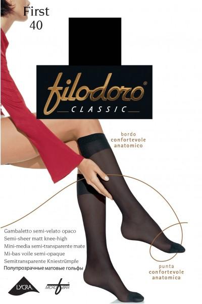 Гольфы женские Filodoro First 40