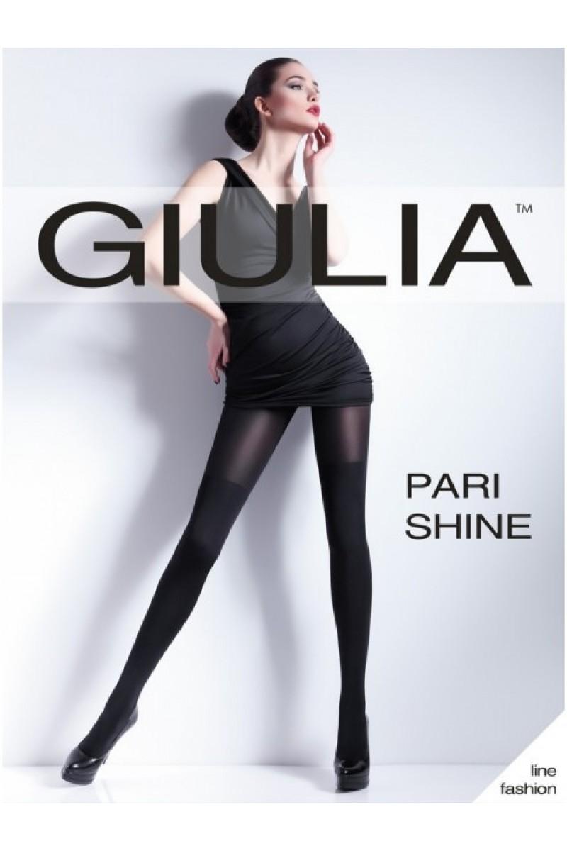 Колготки фантазийные Giulia Pari Shine 100