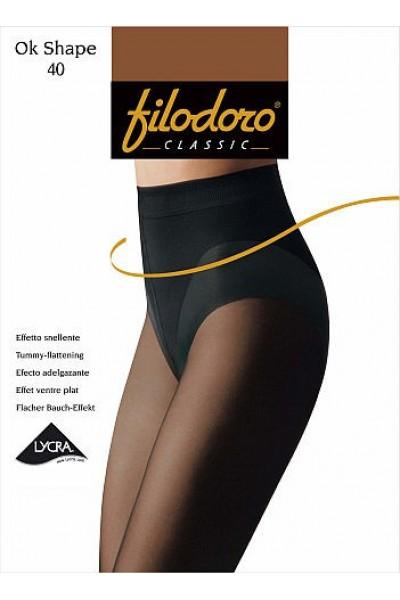 Колготки утягивающие Filodoro OK Shape 40