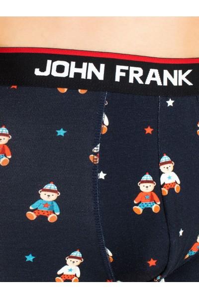 Белье мужское John Frank JFBD02