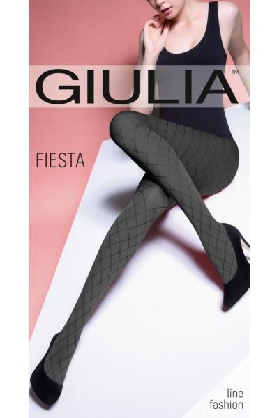Колготки фантазийные Giulia Fiesta 02