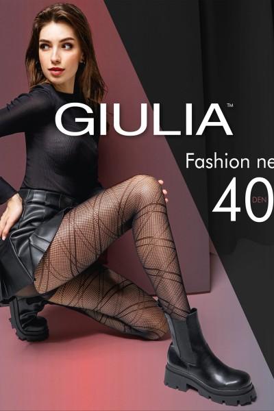 Колготки фантазийные Giulia Fashion Net 04