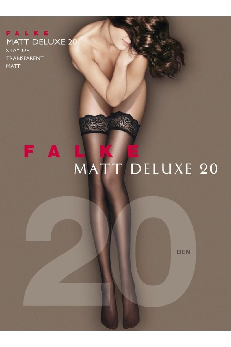 Чулки классические Falke Matt Deluxe 20