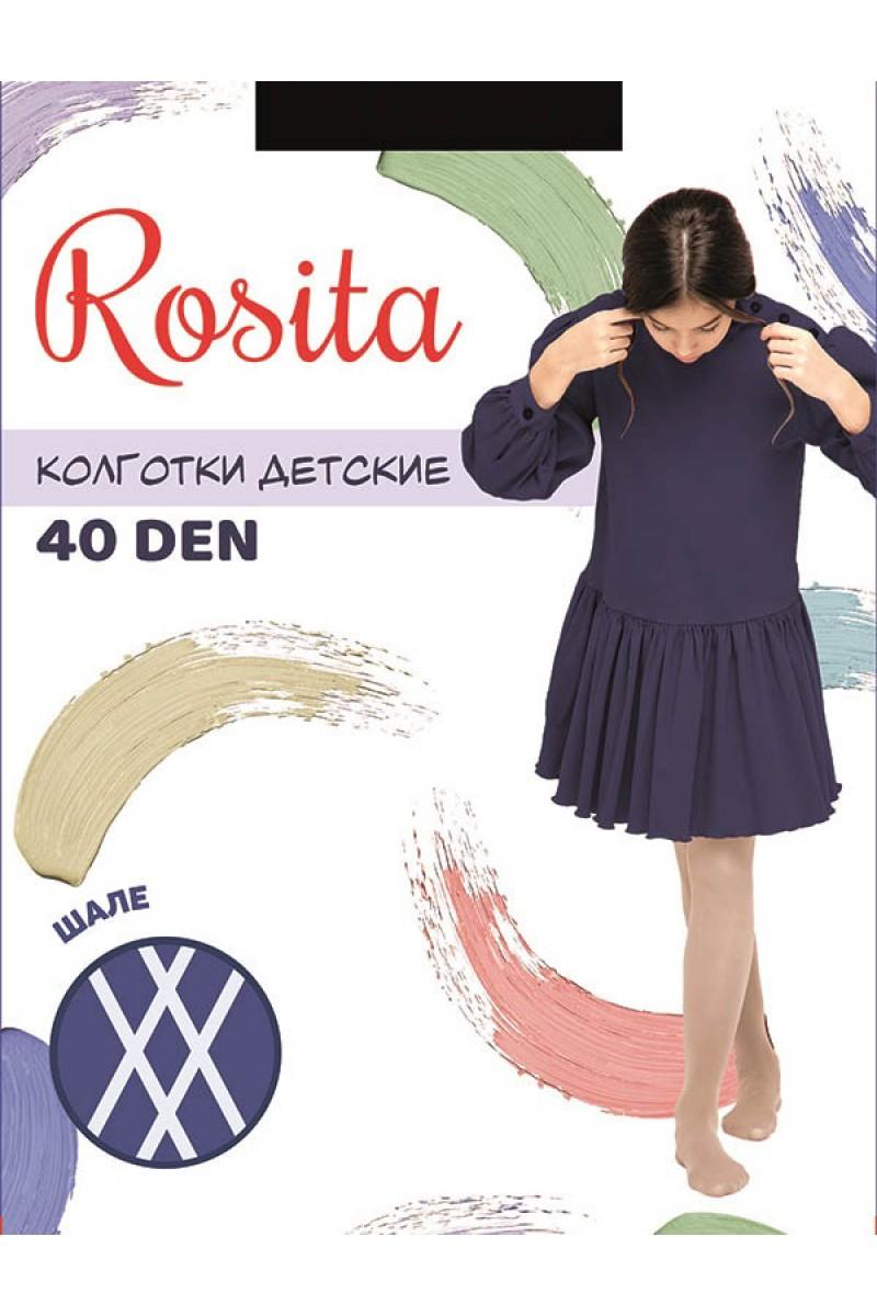 Колготки детские Rosita Шале 40