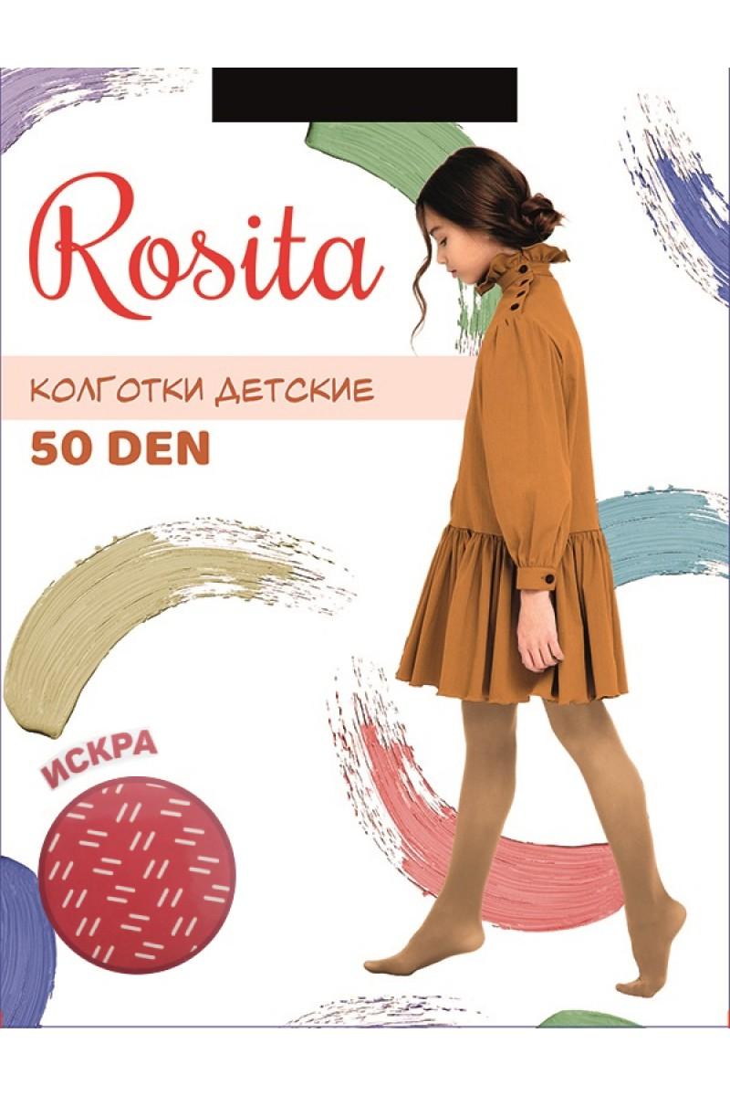 Колготки детские Rosita Искра 50