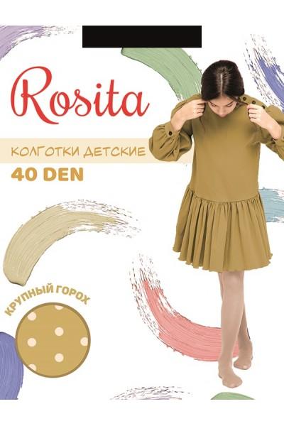 Колготки детские Rosita Горох 40