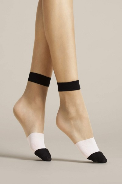 Носки фантазийные Fiore Bicolore 15