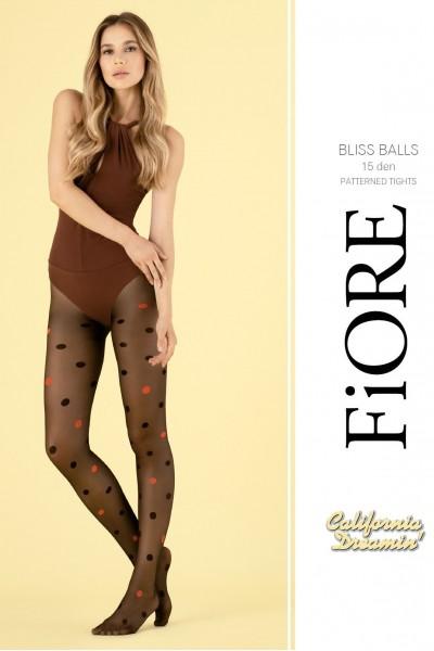 Колготки фантазийные Fiore Bliss Balls 15
