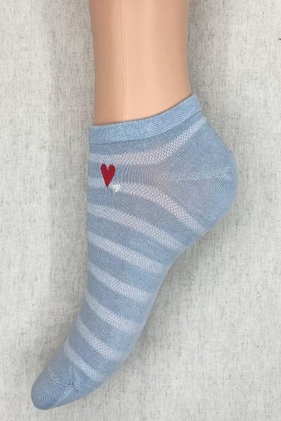 Носки женские Чулок хк68