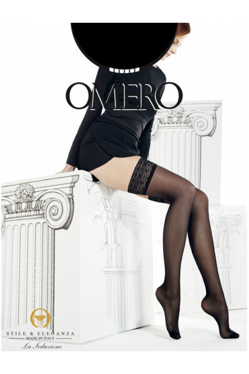 Чулки классические Omero Nausicaa 30