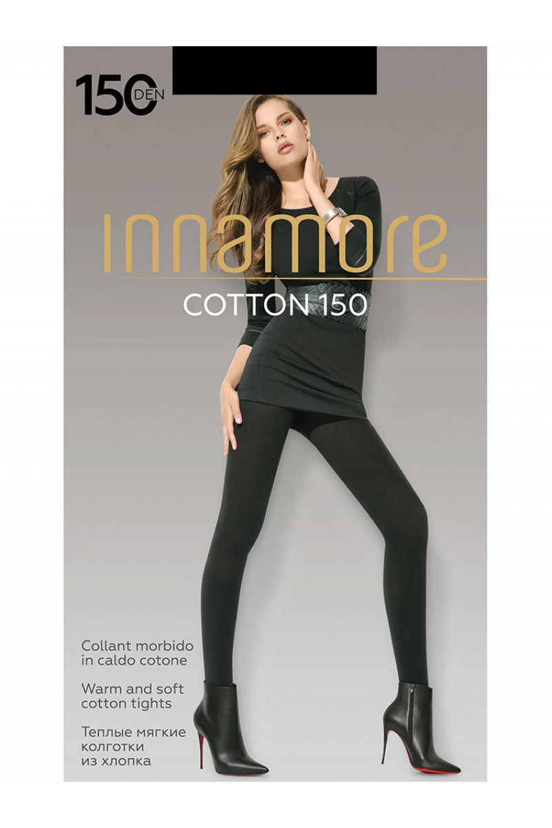 Колготки классические Innamore Cotton 150