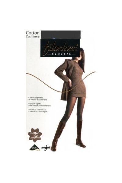 Колготки классические Filodoro Cotton Cashmere